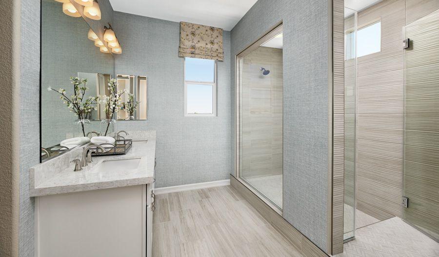 Juniper-L787-SeasonsAtLynmar Owner's Bathroom:The Juniper