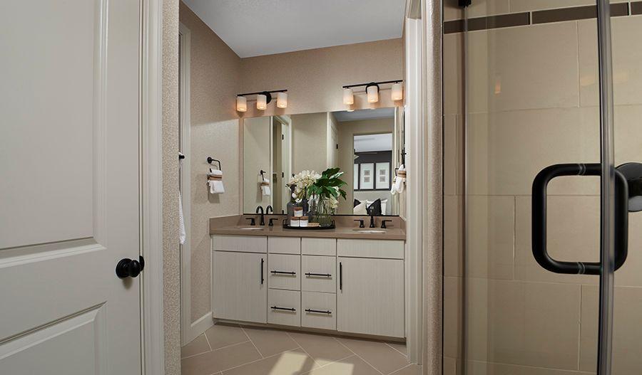 Baxter-N836-WoodberryAtBradshawCrossing Owner's Bathroom:The Baxter