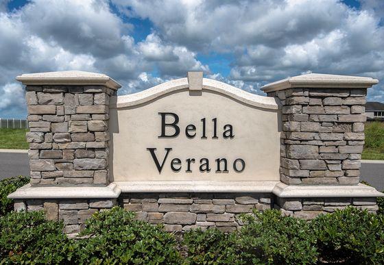 Bella Verano- ORL-Monument Sign