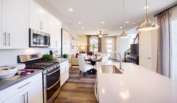 DuettoAtCadence-LV-Boston Kitchen
