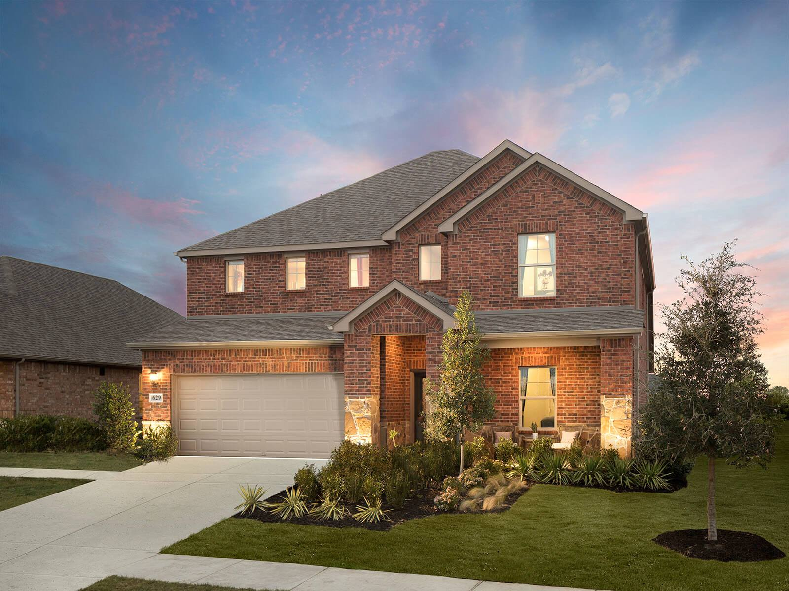 Welcome to the Kessler, featured at Brookside.