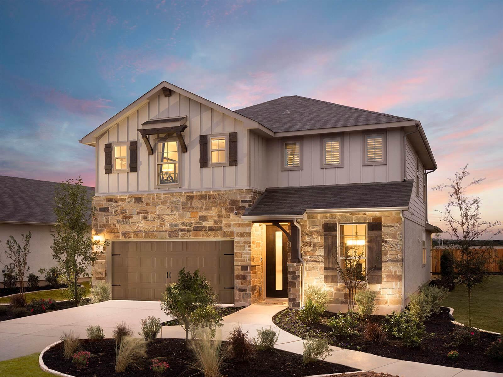 The Lavaca - Stunning stone exterior