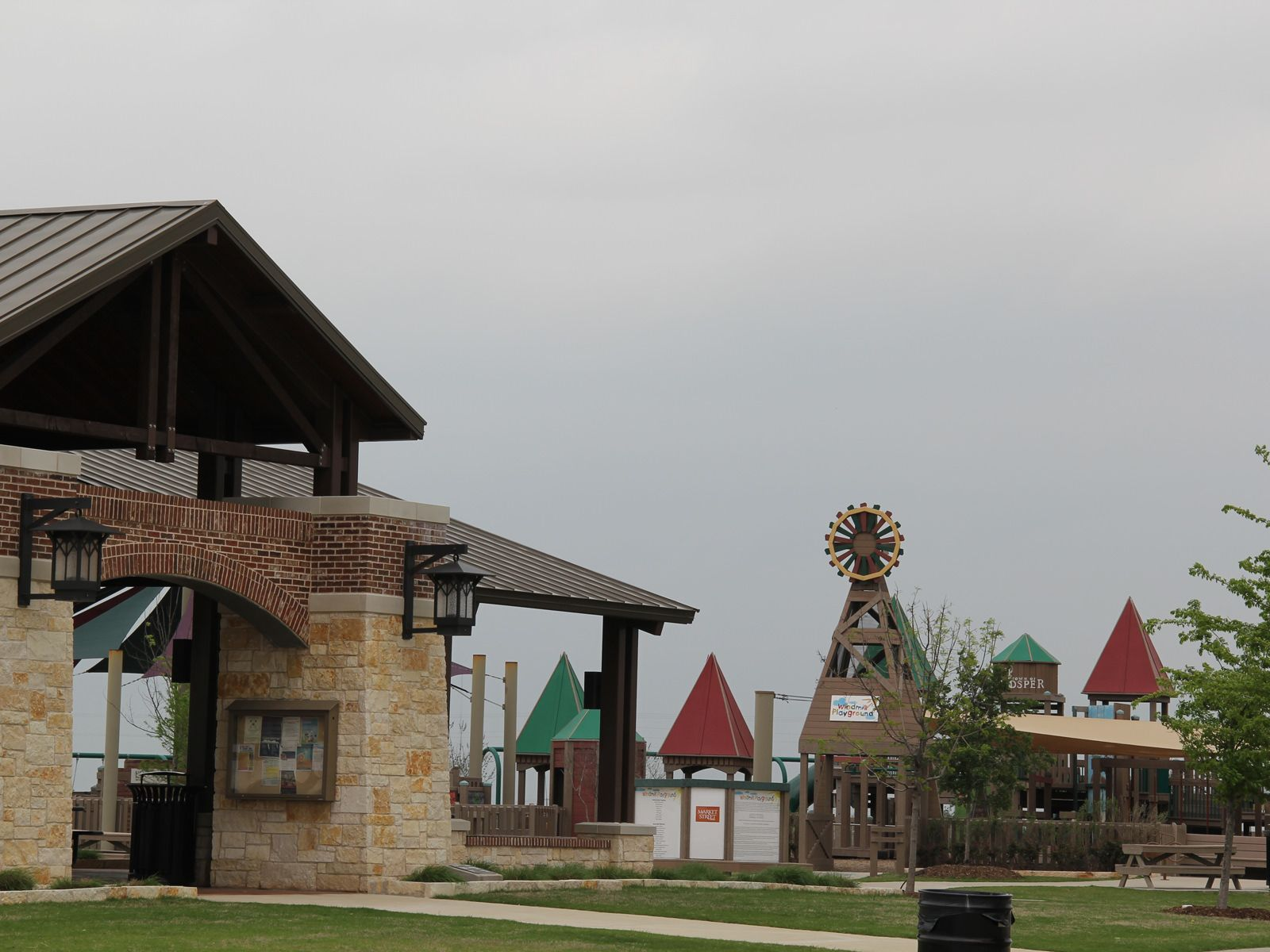 Take in the outdoors with Frontier Park just a few miles away.