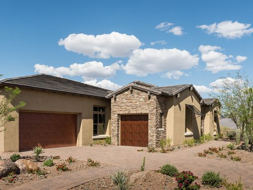 Celebrate elegant living in the new community of Verde River.