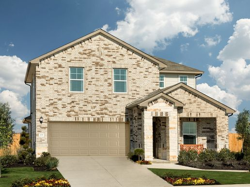 You'll love coming home to the impressive Winedale plan.