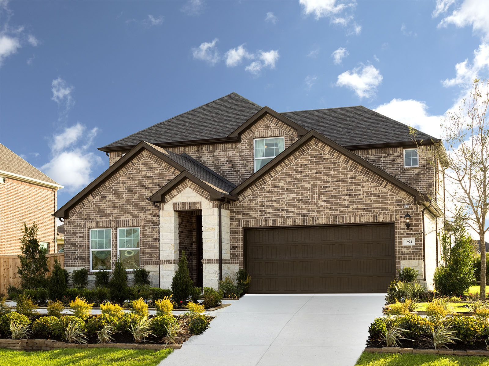 The Pearl modeled at Riverstone Ranch