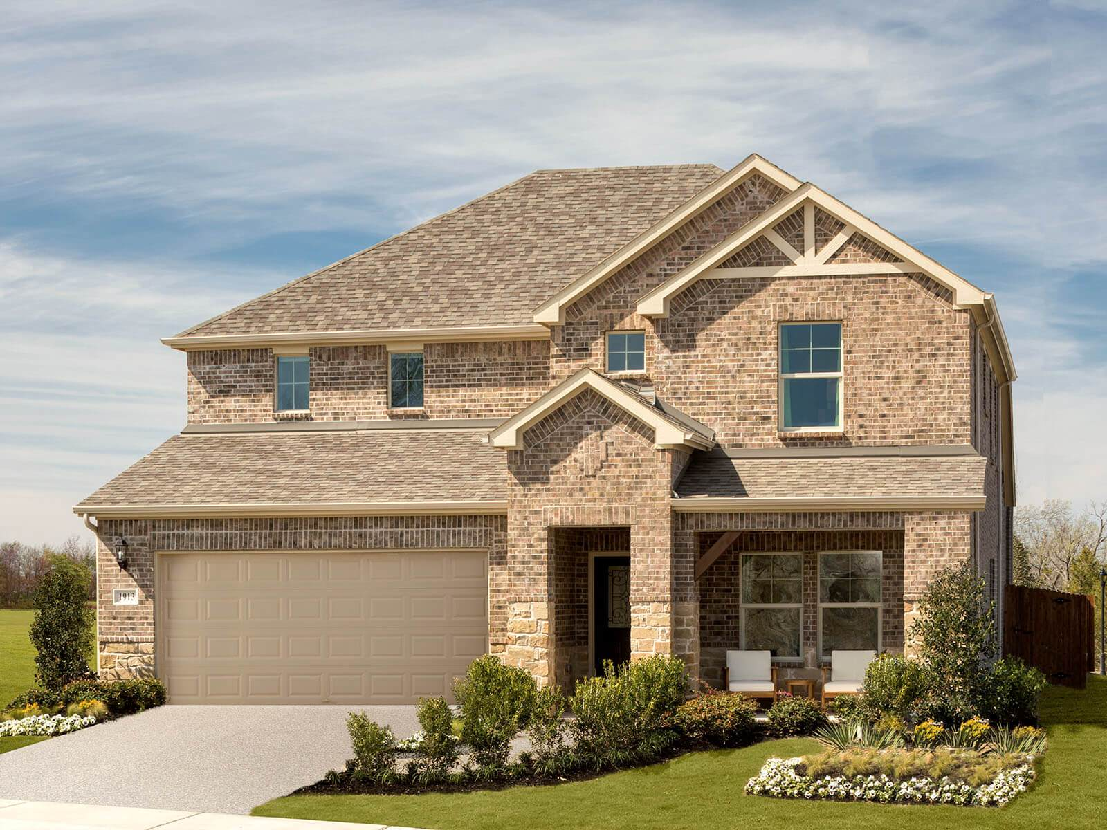 Welcome to the Bexar, featured at The Quarry at Stoneridge.