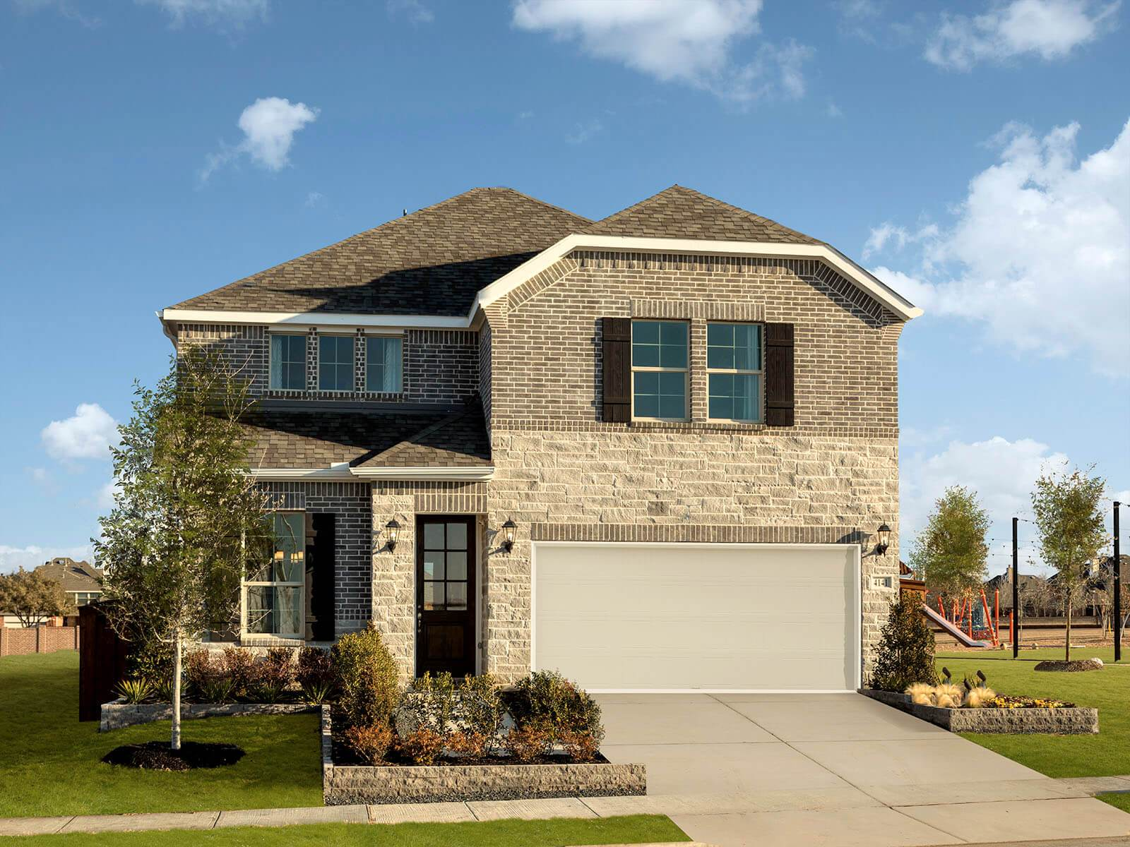 Welcome to the Lavaca model, featured at Ranch Park Village.