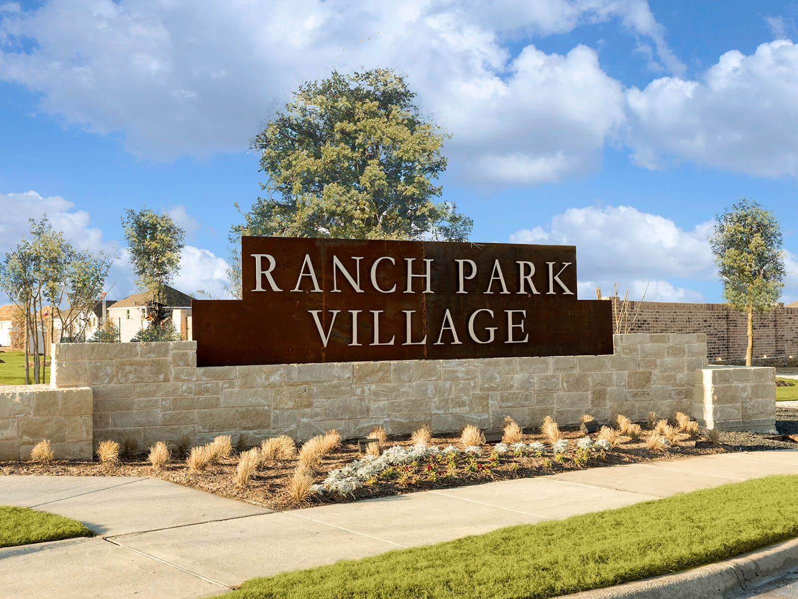 Welcome to Ranch Park Village