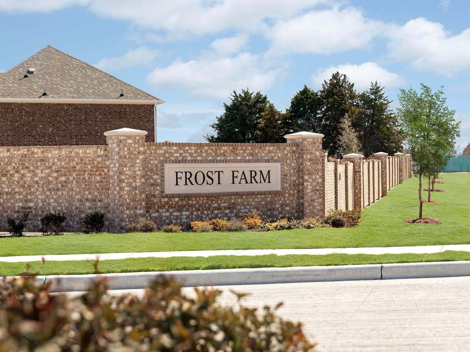 Frost Farm,75189