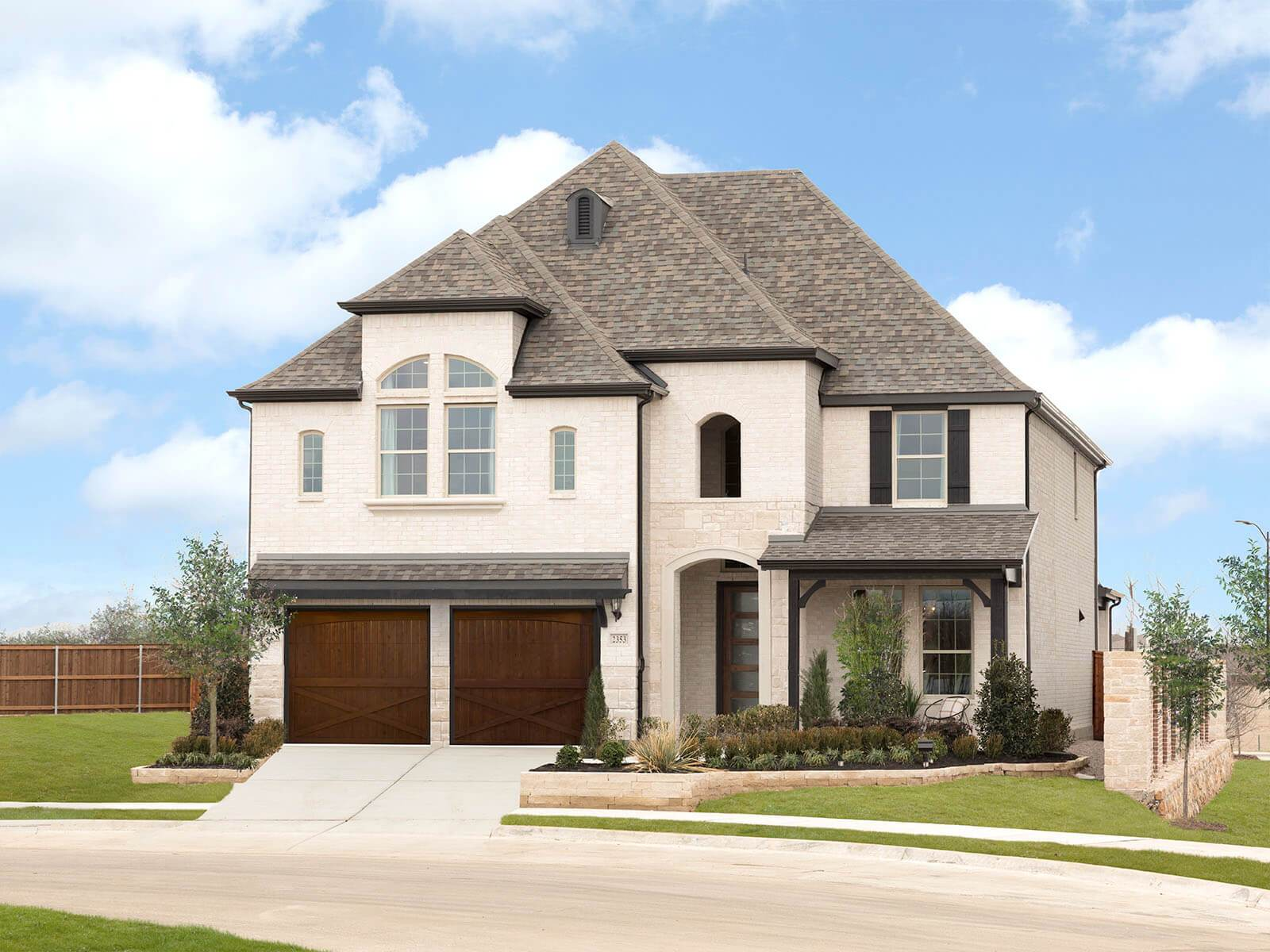 Welcome to the Cedar at The Enclave at Oak Grove