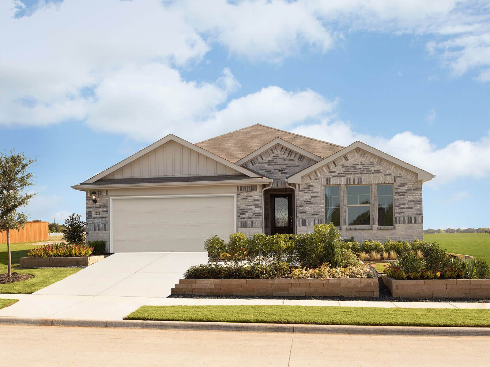 Welcome to the Henderson model, located at DeBerry Reserve.