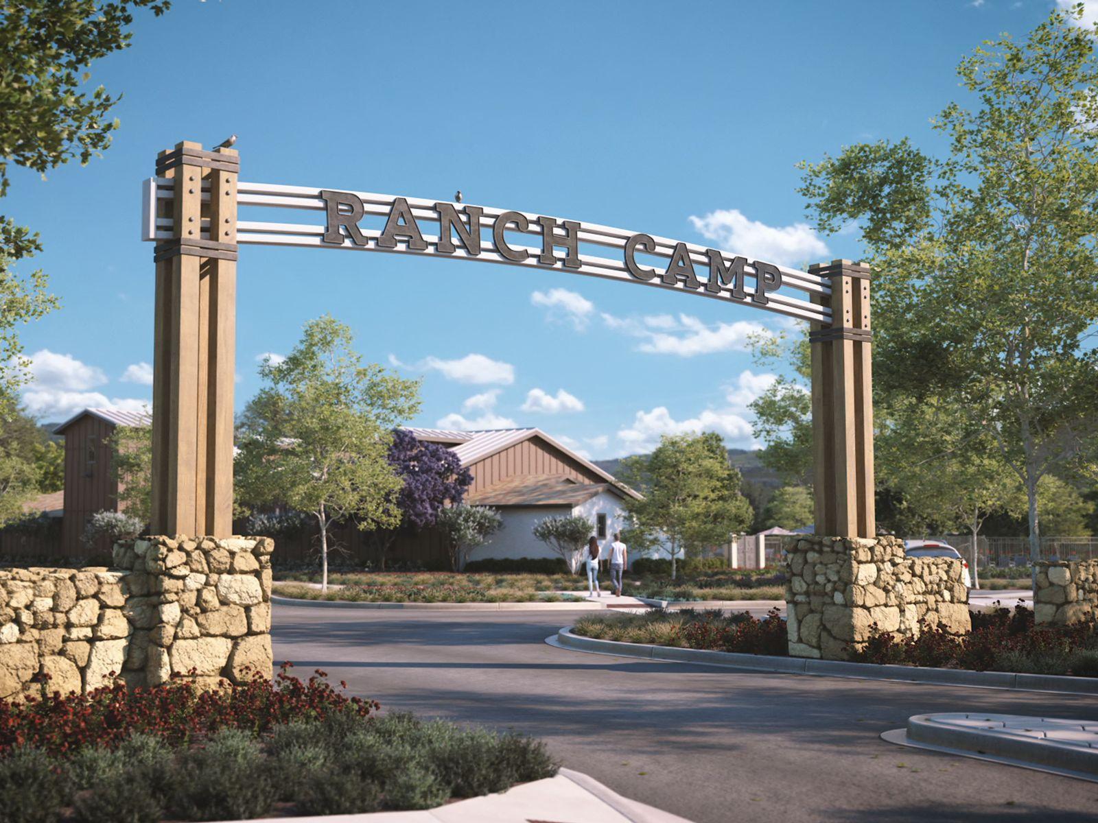 The Ranch Camp at Rancho Mission Viejo