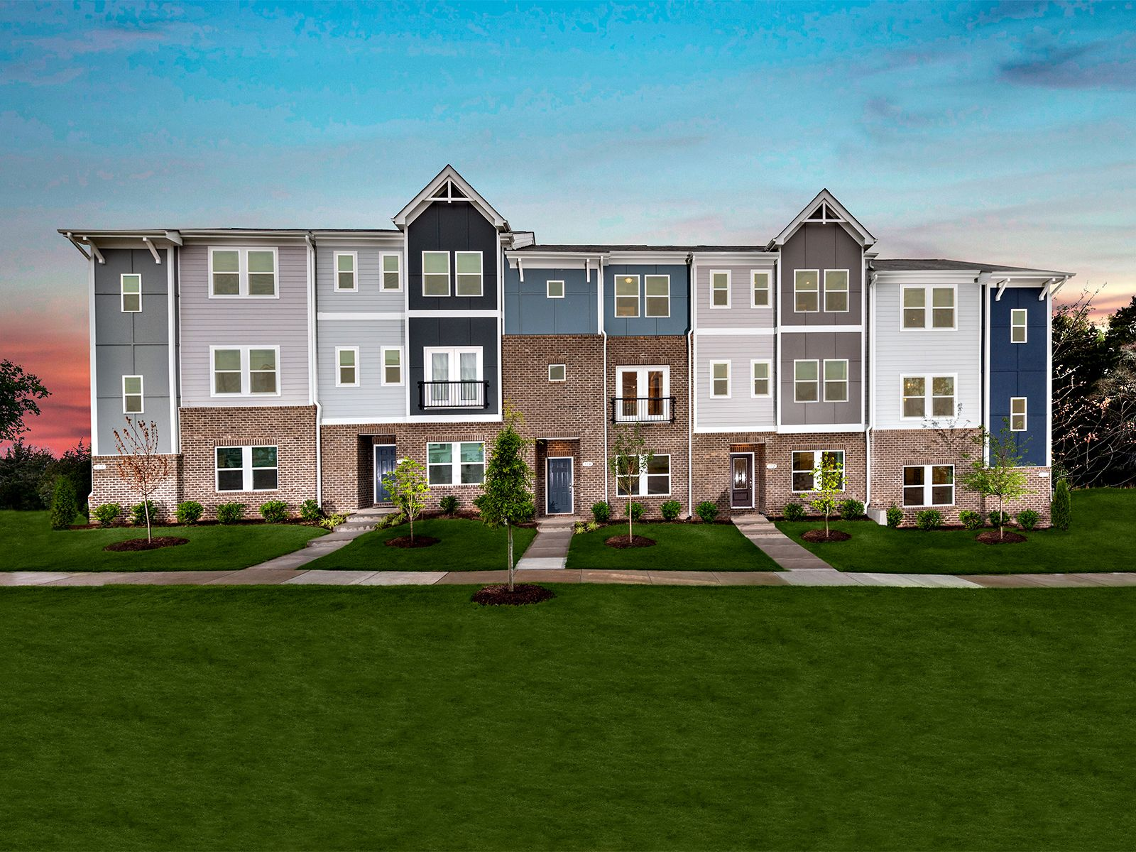 Brickyard Townhomes,27519