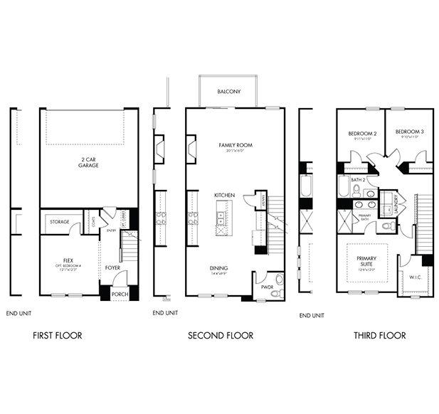 Statesville Floorplan