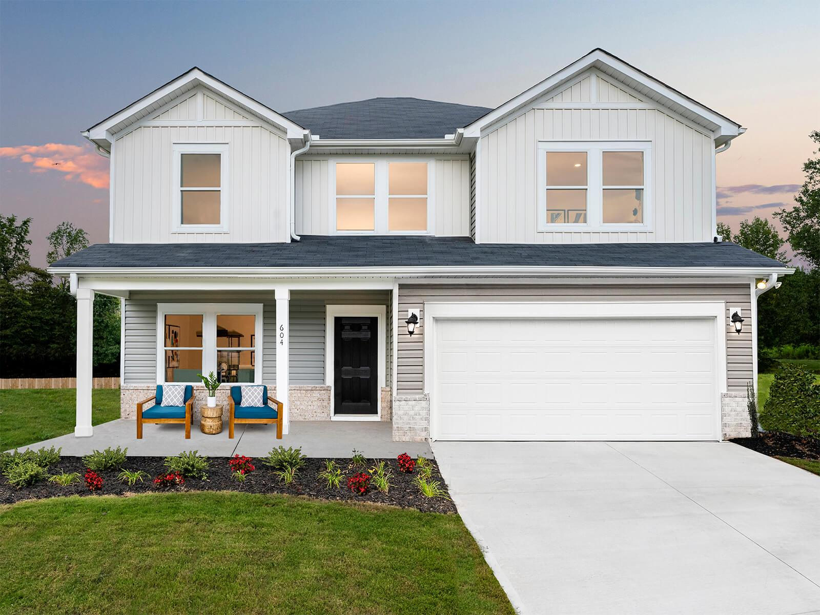 Welcome to the Brentwood model at Grays Creek