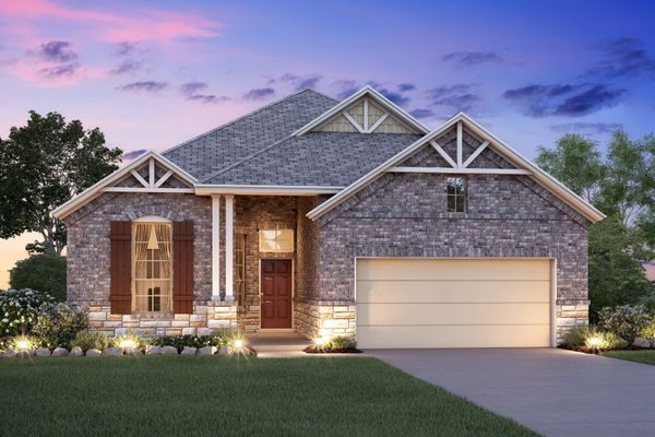 2308 Blue Bonnet II Elevation C
