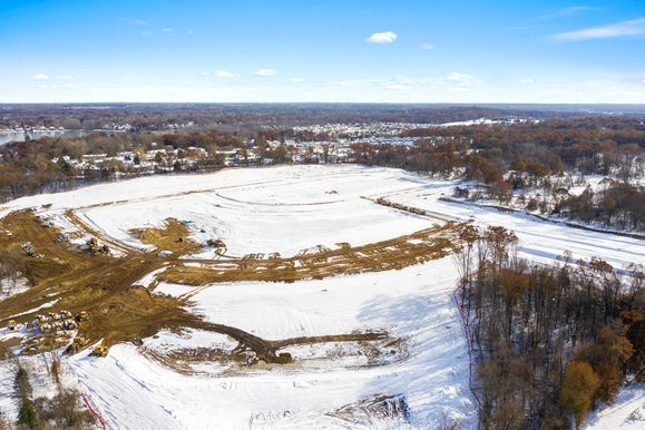 Trailside Meadow Aerial