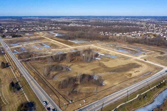Park Creek Aerial