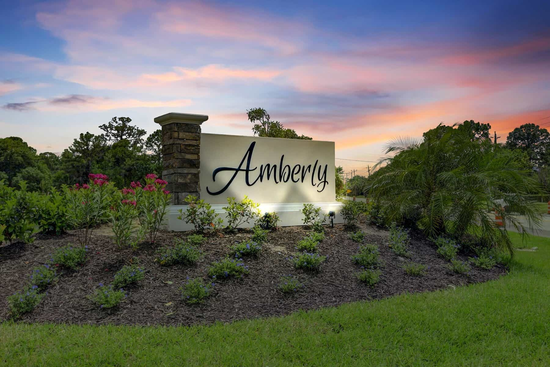 Amberly Entrance