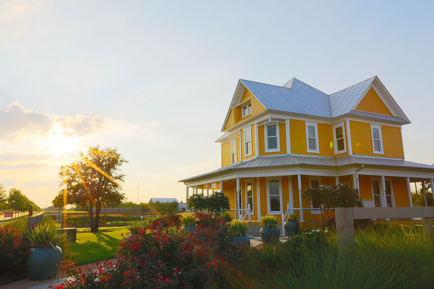 Harvest Farmhouse