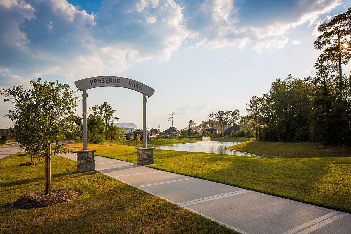 Harper's Preserve Park