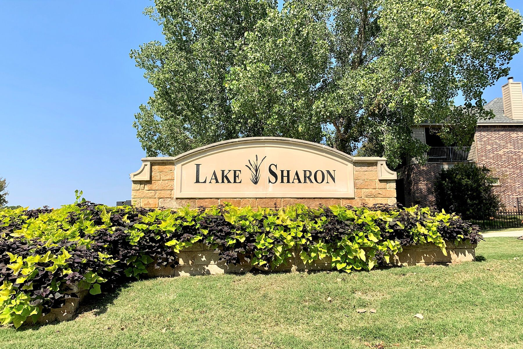 Lake Sharon Estates Entrance
