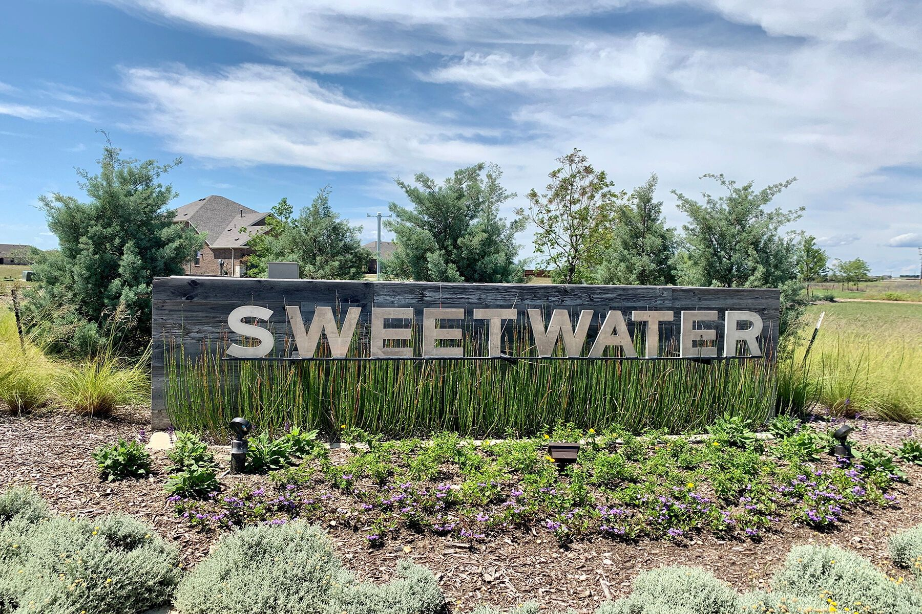 Sweetwater Entrance