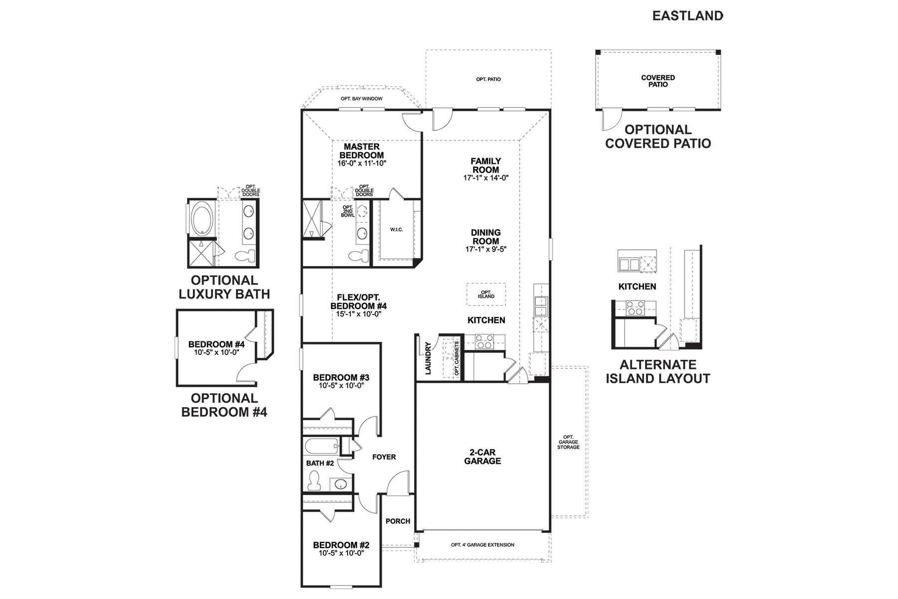 Eastland First Floor