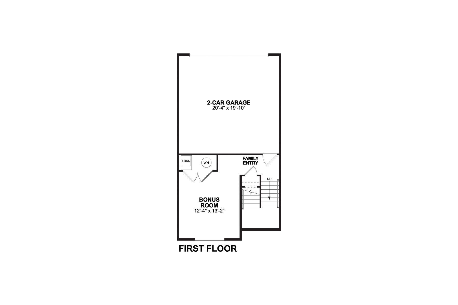 Harper First Floor