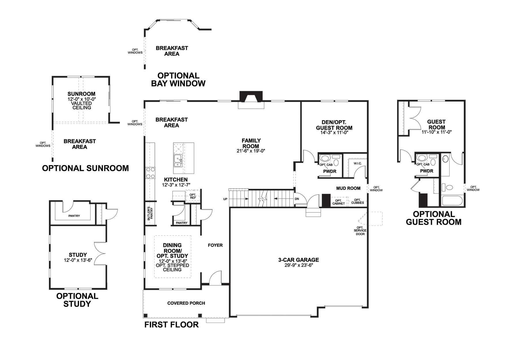 Lyndale First Floor