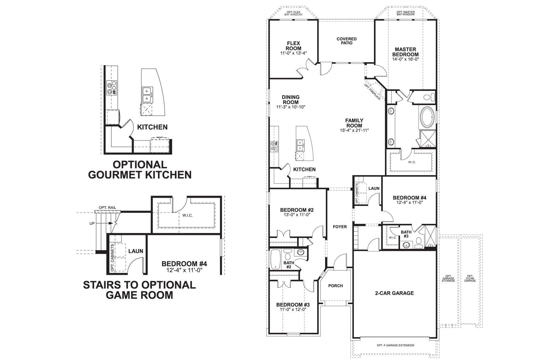 2729 Magnolia II First Floor