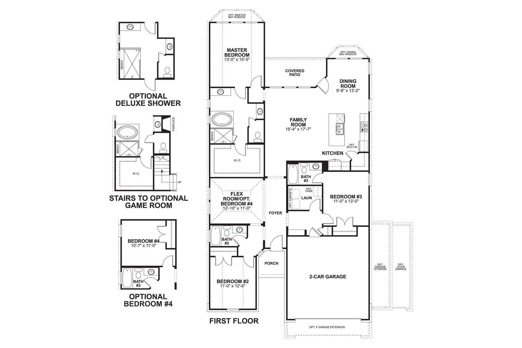 2308 Blue Bonnet II First Floor