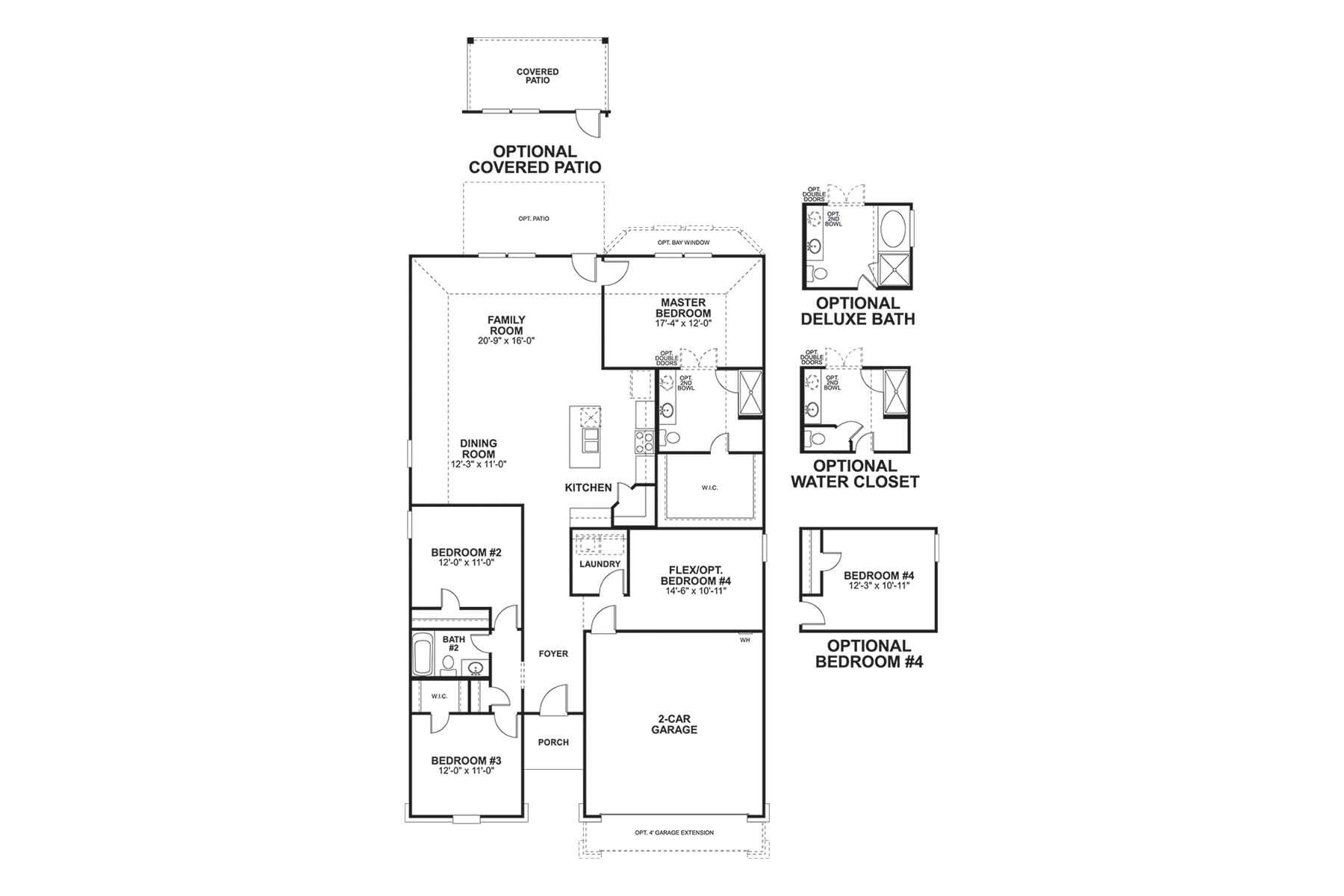 Boone Floorplan