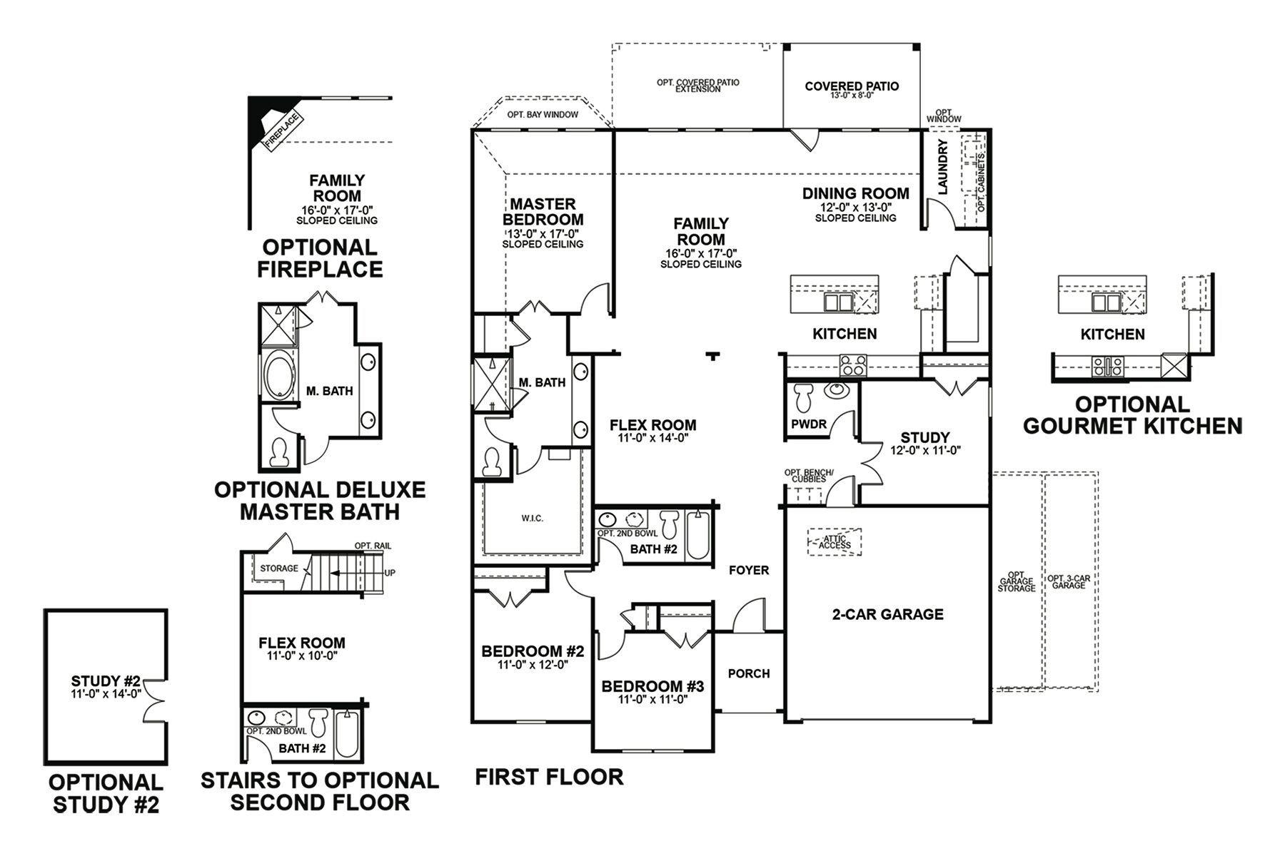 Sabine Floorplan