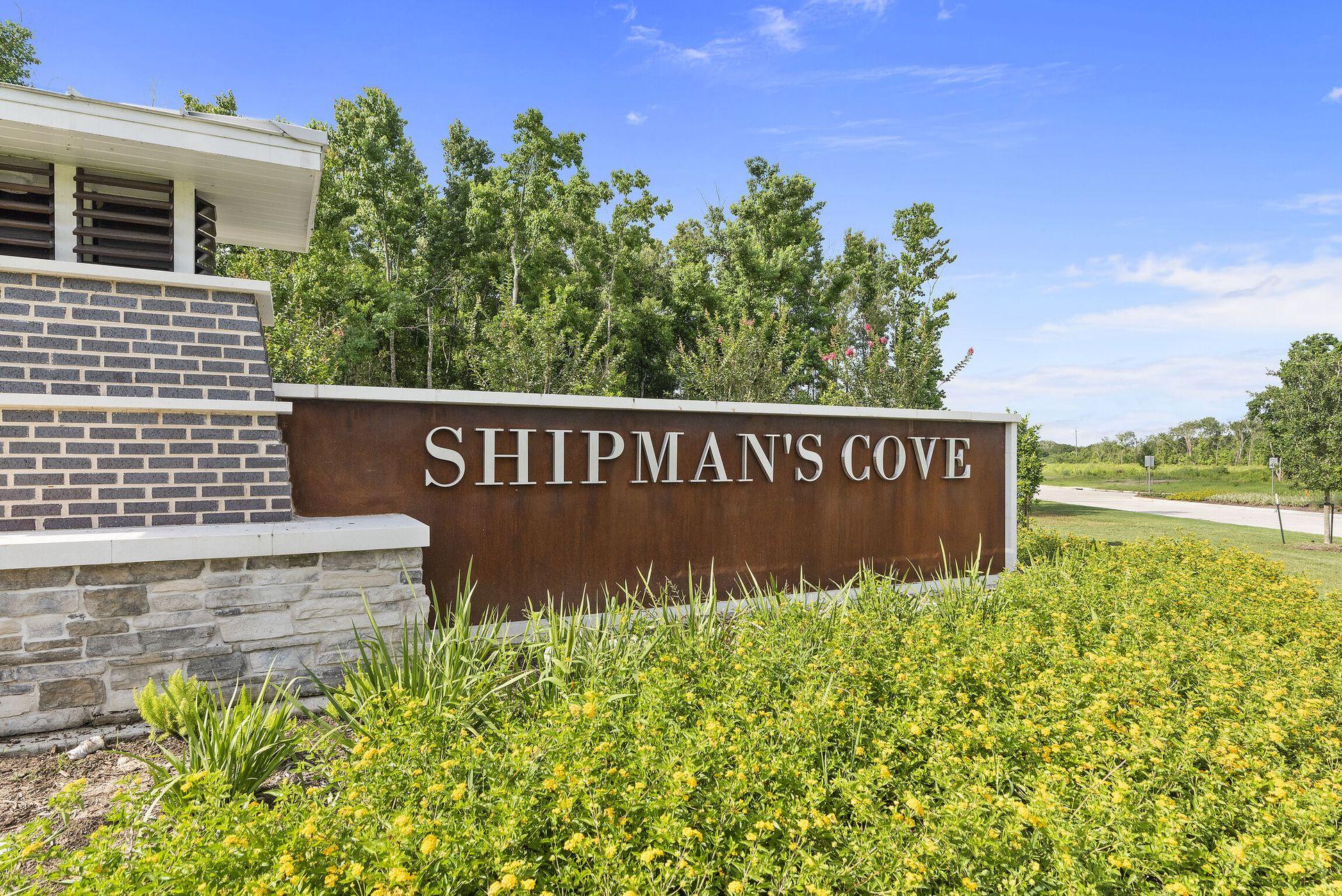 Shipman's Cove Entrance