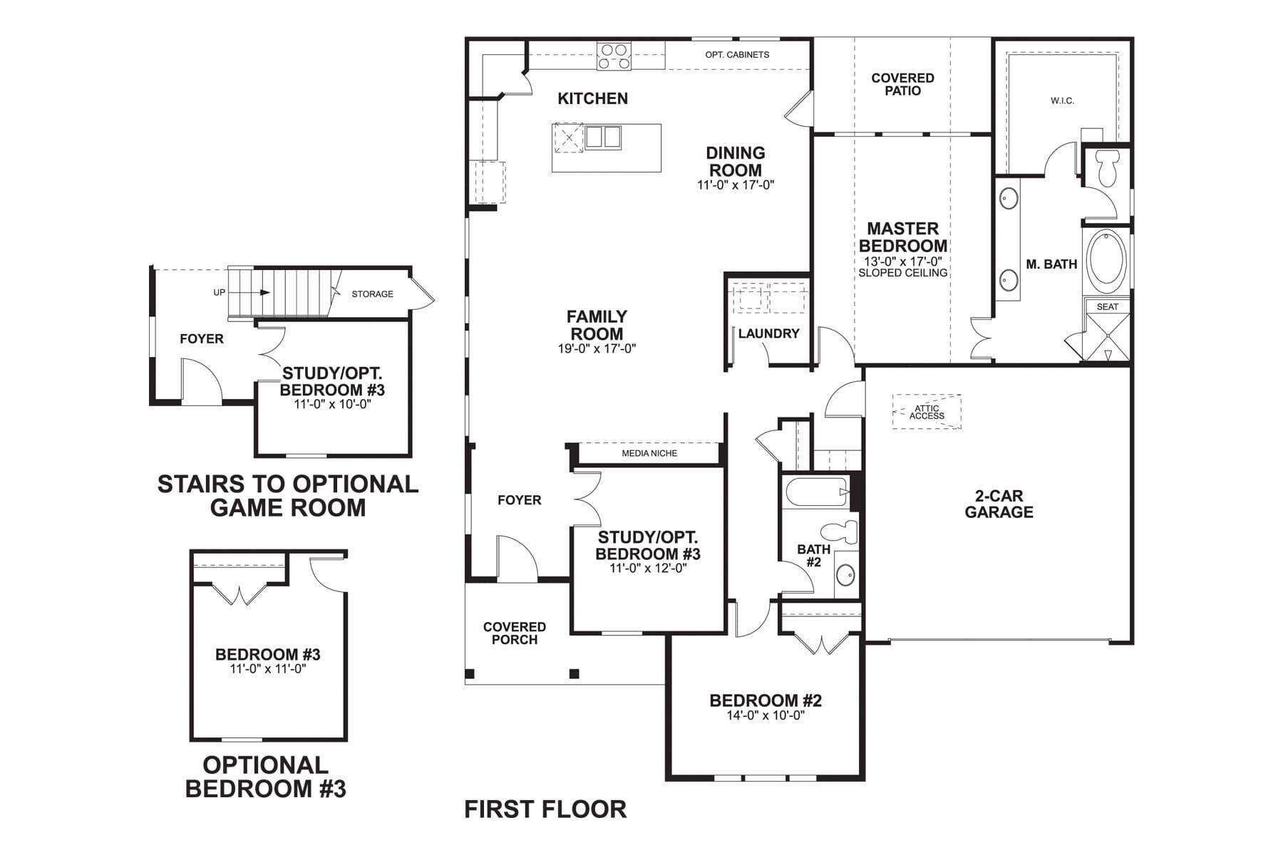 5402 Robson First Floor