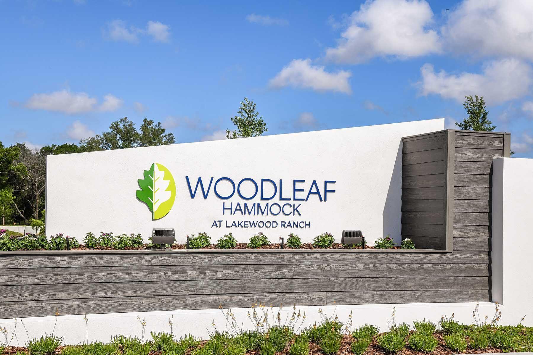 Woodleaf Entry