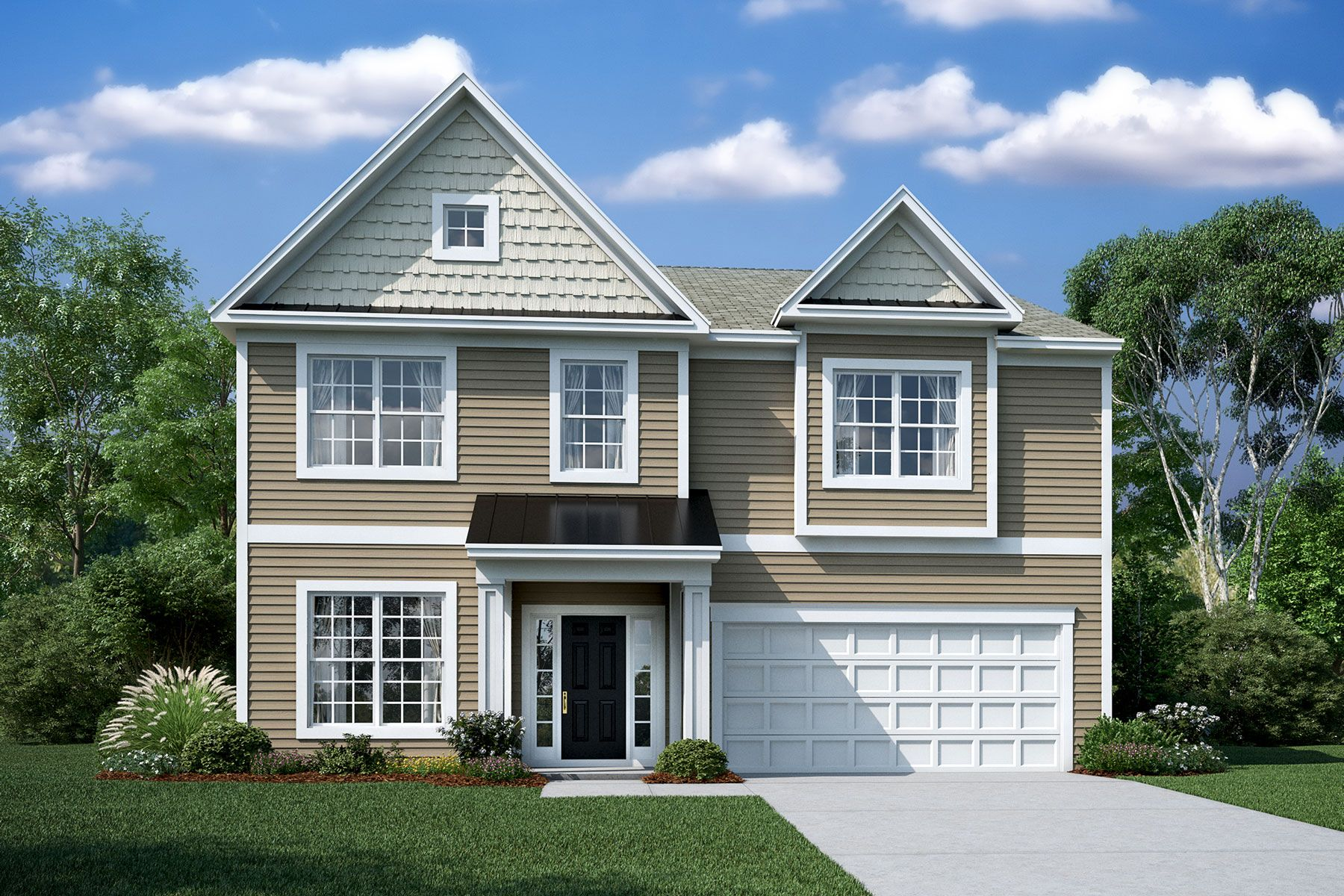 Fenmore Elevation A