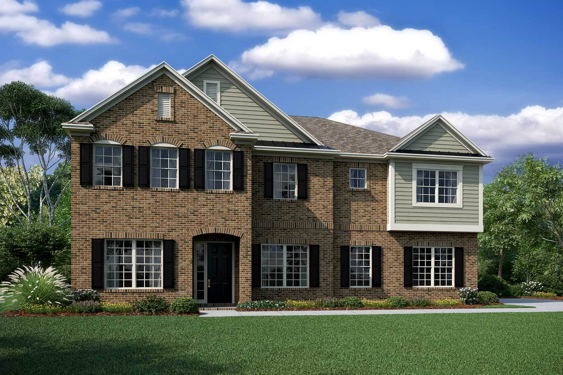 Brooksby II Elevation C