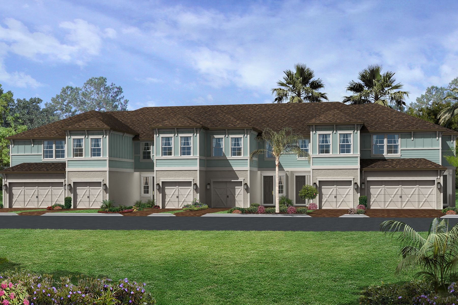 Landmark Coastal Townhomes