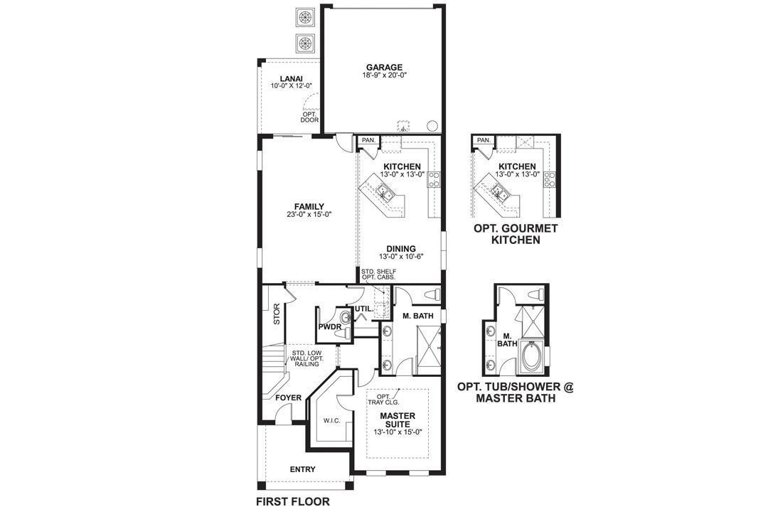 Floor Plan:First Floor