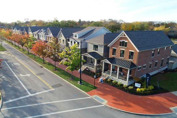 Grandview Yard Aerial