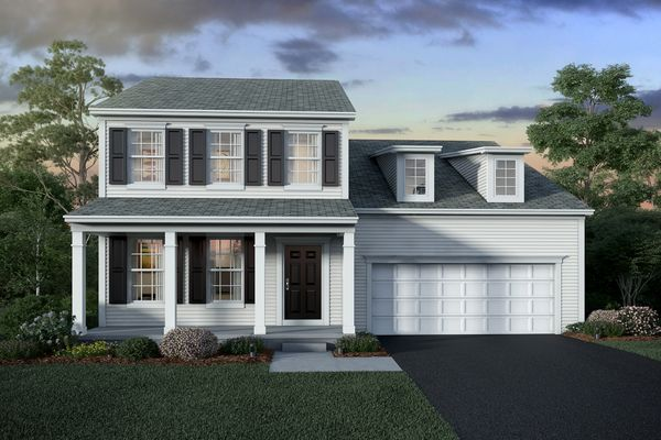 HIlliard Elevation A