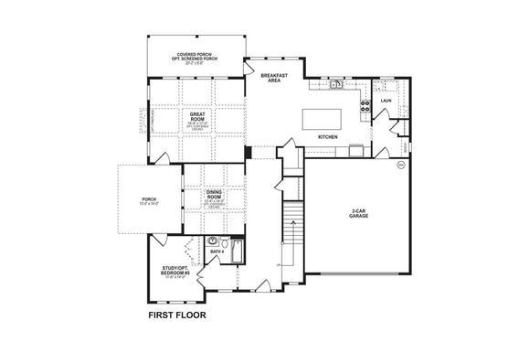 Floor Plan:First Floor