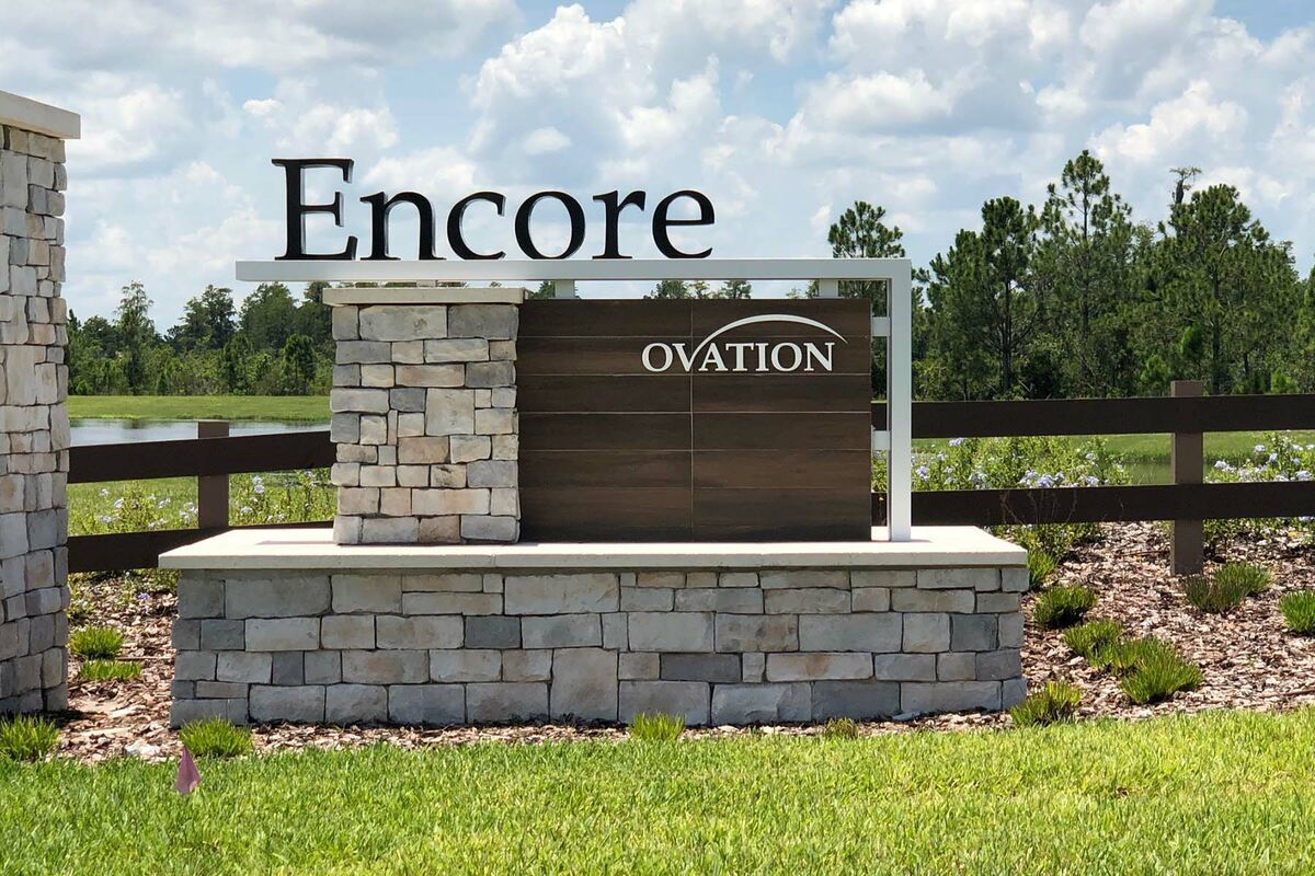 Encore at Ovation Entrance