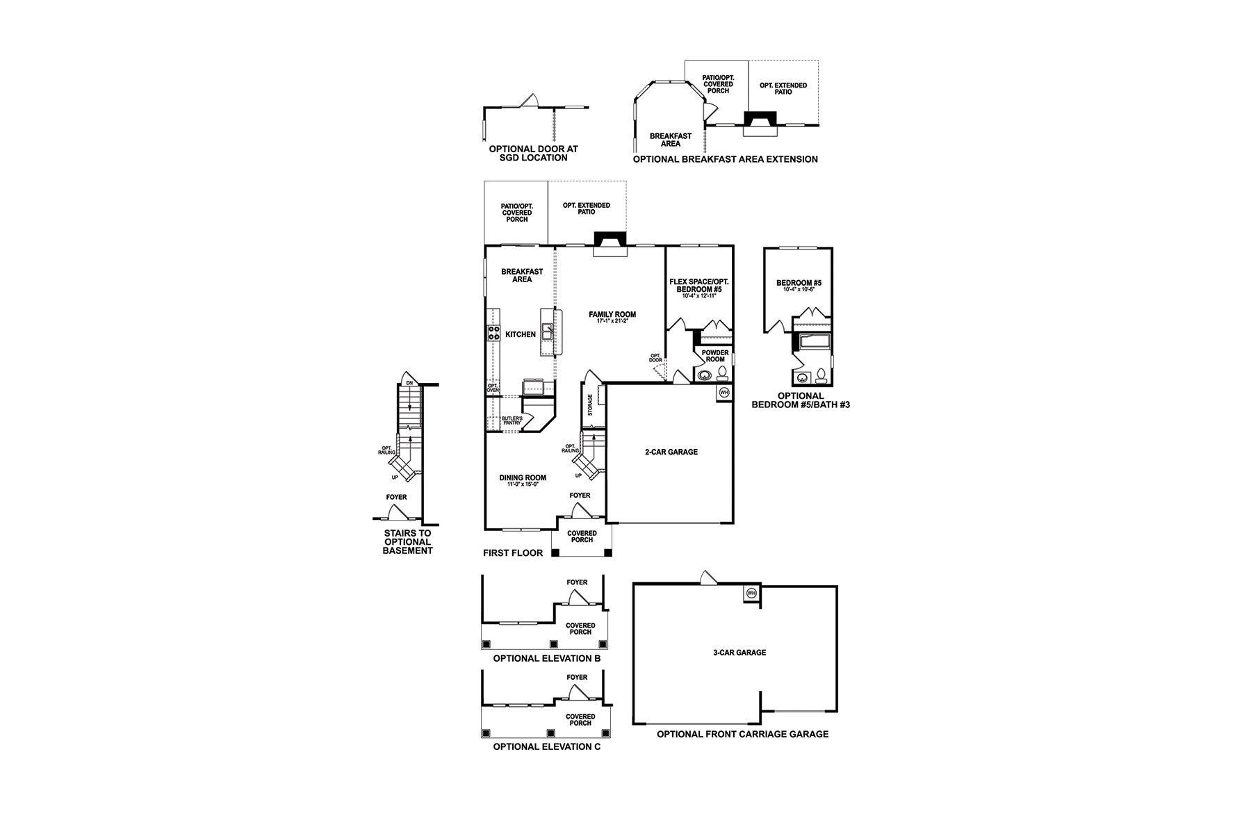 Fenmore First Floor