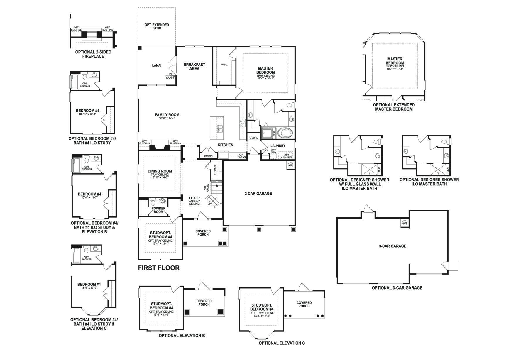 Witley Floorplan