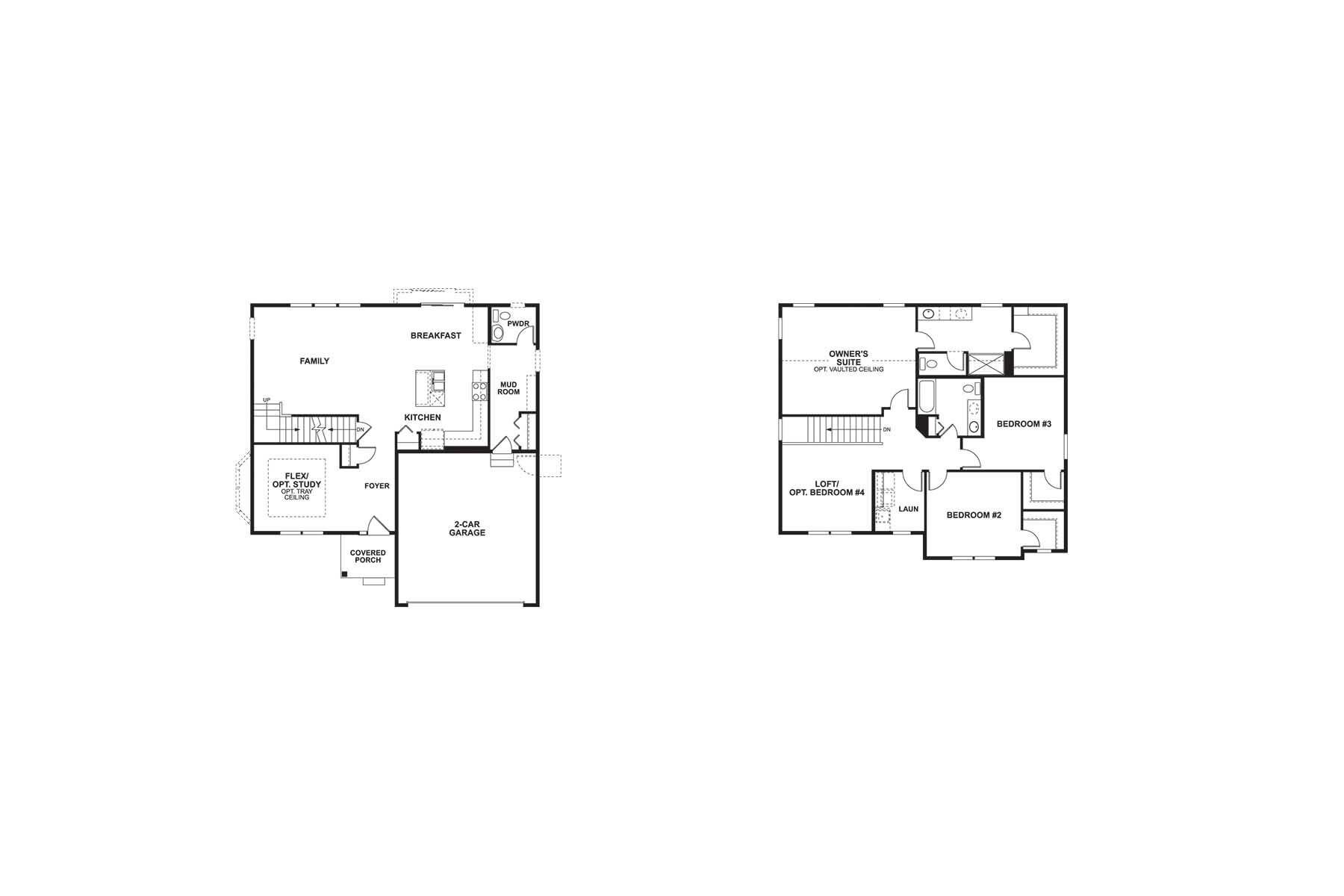 Cahill Floorplan