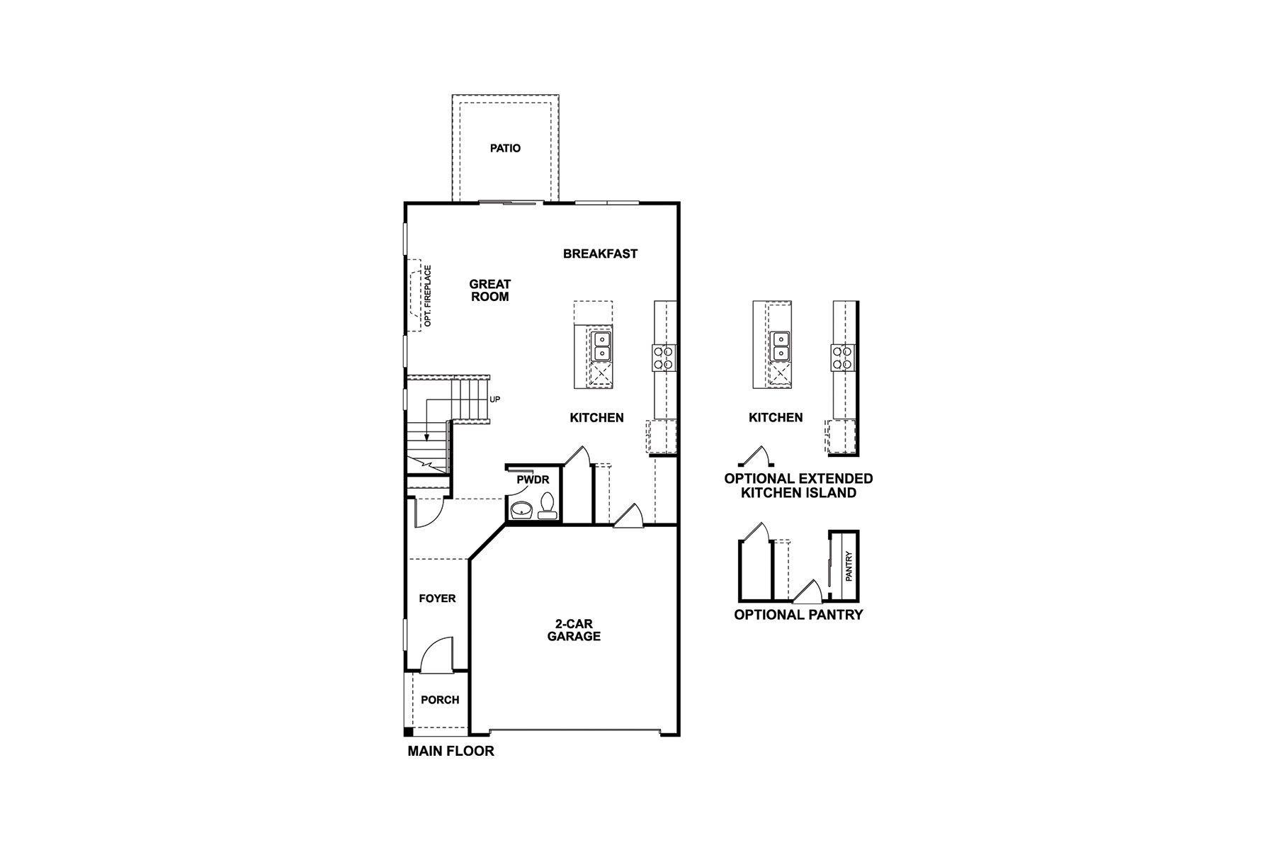 Stillman II First Floor